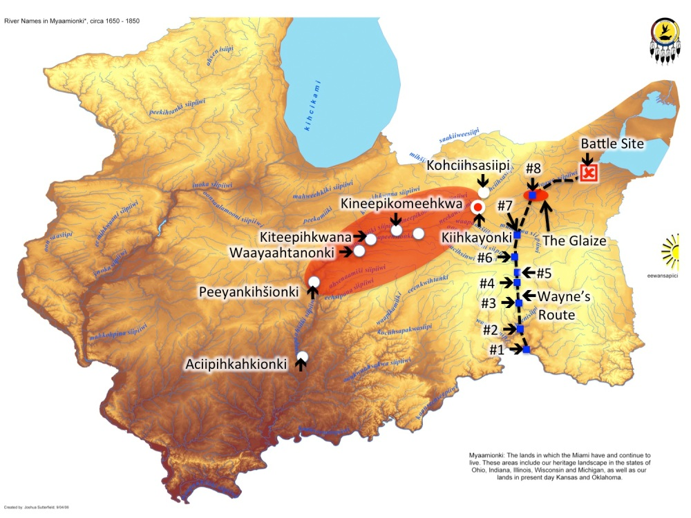 Image 1 Invasion Route