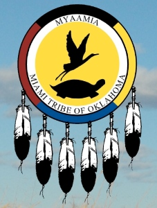 Miami Tribe of Oklahoma Seal
