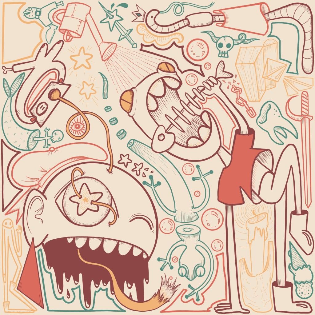 Artist's doodles